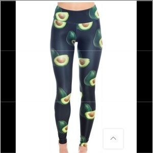 XS NWT Goldsheep XS full length avocado leggings